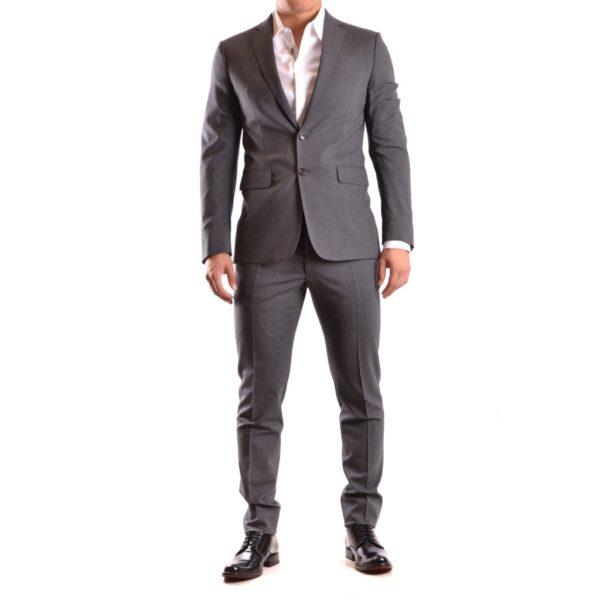 dsquared2-suit-grey