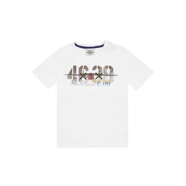 t-shirt-bambino-bianco