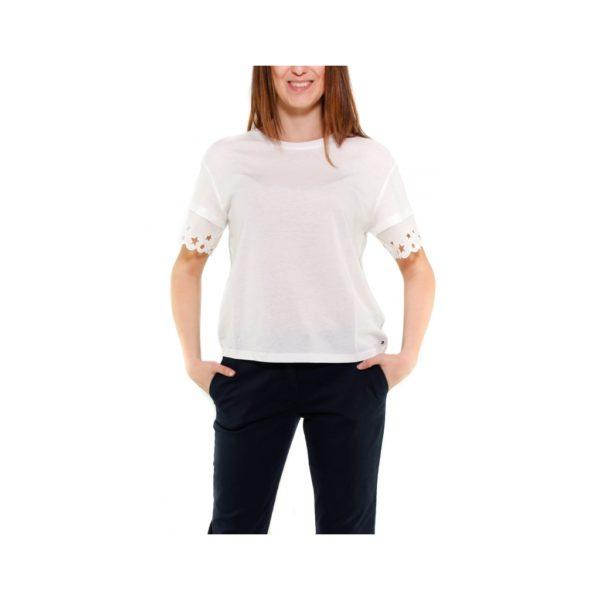 tommy-hilfiger-t-shirt-bianco
